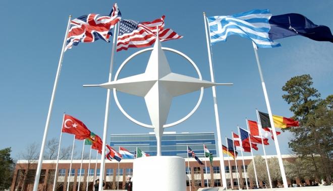 Foto: NATO va finaliza mutarea în noul său sediu din Bruxelles în prima jumătate  a anului viitor