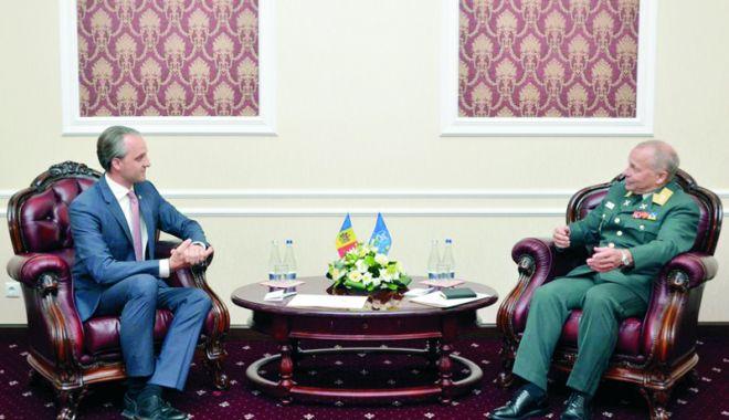 """Foto: """"NATO respectă suveranitatea şi integritatea teritorială a Republicii Moldova"""""""
