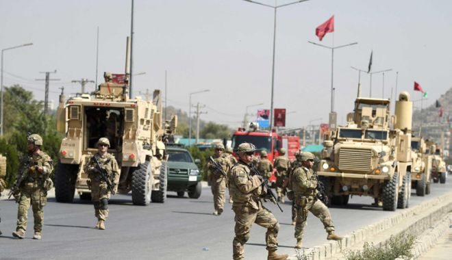 Foto: După anunţul privind retragerea trupelor americane NATO îşi reafirmă angajamentul în Afganistan