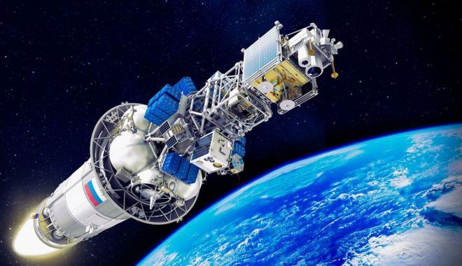 Foto: NATO intenţionează să declare spaţiul cosmic o nouă frontieră în apărare