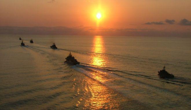"""Exercițiul """"Poseidon 21"""", la debut. Peste 700 de militari NATO se vor instrui sub comanda Forțelor Navale - natoinstructie1-1614176120.jpg"""