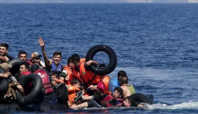 Foto: Naufragii în Marea Egee. Cel puțin 15 morți, între care șase copii