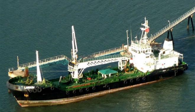 """Foto: Nava """"Aris 13"""" a fost eliberată de piraţi fără nicio răscumpărare"""