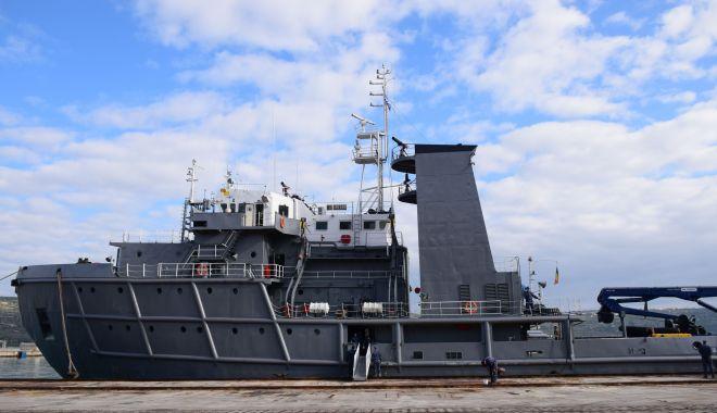 """Nava de cercetare """"Alexandru Cătuneanu"""", ancorată două zile în Insula Creta - navadecercetare2-1552689880.jpg"""