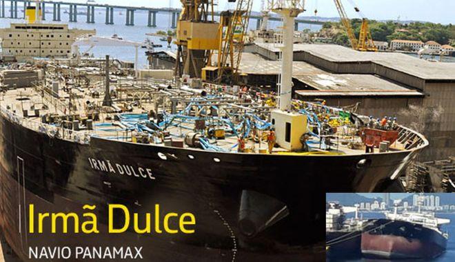 O navă, în pericol de scufundare la Rio de Janeiro - navainpericoldescufundare-1589280169.jpg