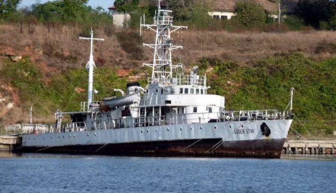 """Foto: Nava militară """"Lt. cdor. Eugen Stihi"""" rămâne  în patrimoniul MApN"""