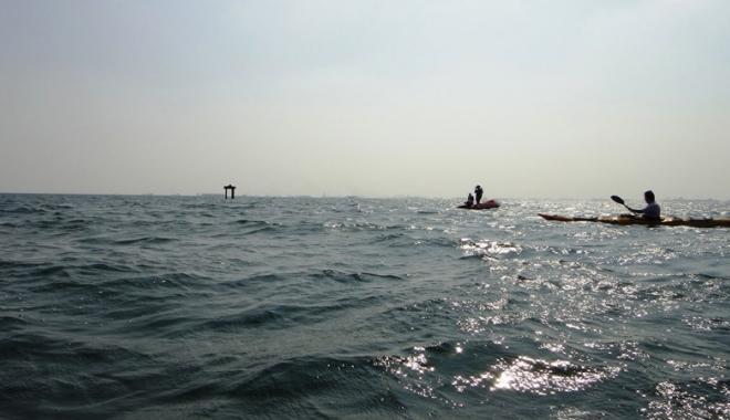 Foto: O navă din Mangalia va supraveghea frontierele Europei din Marea Egee