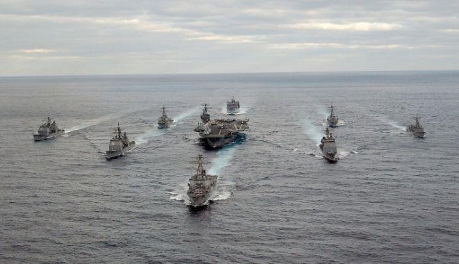 Foto: Statele Unite pregătesc trimiterea unei nave de război în Marea Neagră - CNN