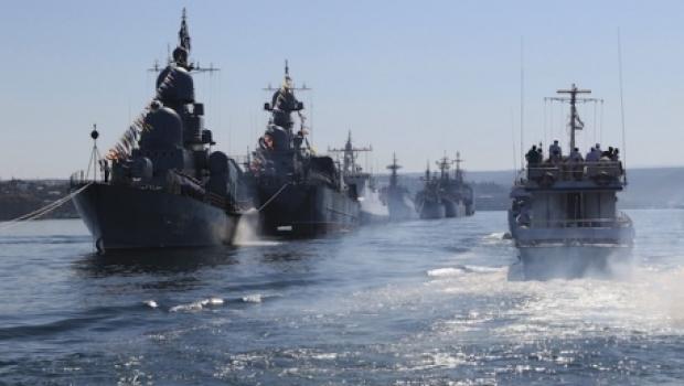 Foto: Amenințări dure din partea Rusiei! Va ataca nave americane în Marea Neagră