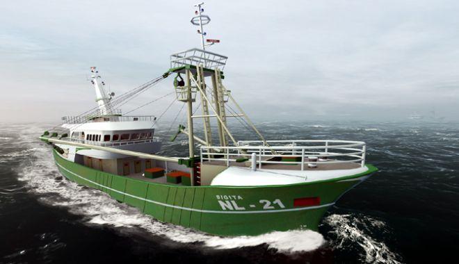 Foto: Navele autonome își anunță  sosirea în shipping-ul internațional