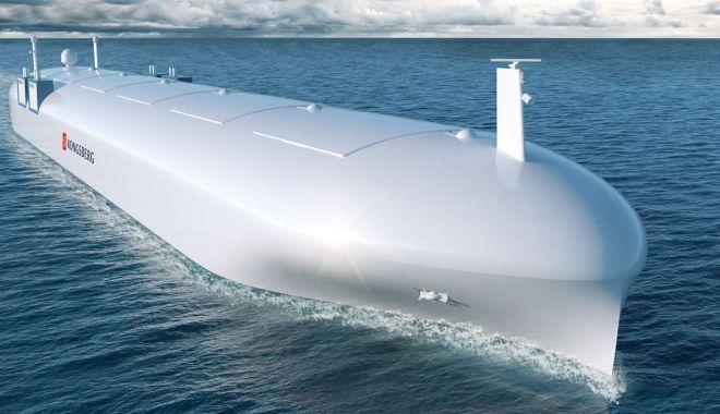 Foto: Navele autonome devin realitate. Era computerizării totale a navigației bate la poarta istoriei