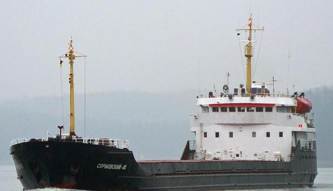 Foto: Navele sub standard nu mai pot face dumping social în porturile româneşti