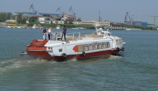 Foto: Navigatorii de pe apele interioare ale UE vor avea un sistem unic de certificare a competenţei