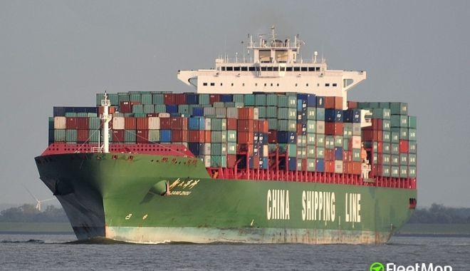 Foto: NAVIGATOR MORT ÎN CONDIŢII SUSPECTE, pe o navă chinezească