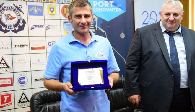 Foto: Celebrul navigator român Dorel Nacou propune organizarea regatei