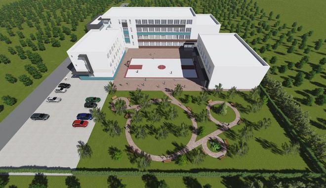Foto: Primăria Năvodari reconstruiește Școala nr.3 cu fonduri europene