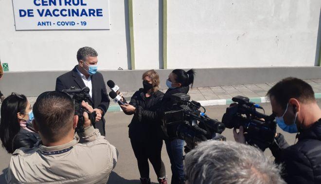 """Edilul Florin Chelaru: """"Mă bucur că Centrul de vaccinare de la Năvodari a devenit operațional"""" - navodaricentruvaccinare-1615823540.jpg"""