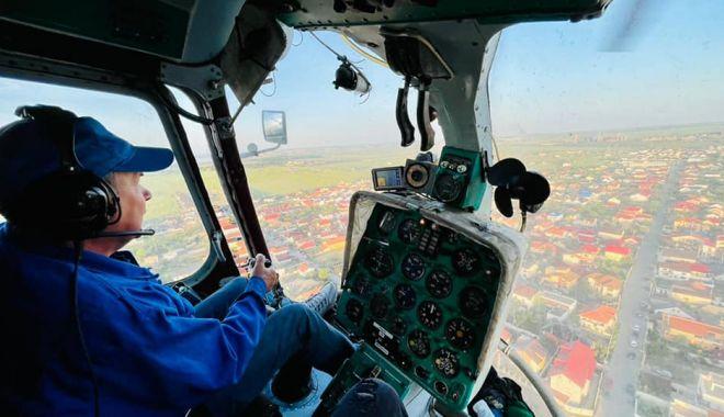 Administraţia locală din Năvodari organizează o nouă acţiune de dezinsecţie aeriană - navodaridezinsectie-1627322474.jpg