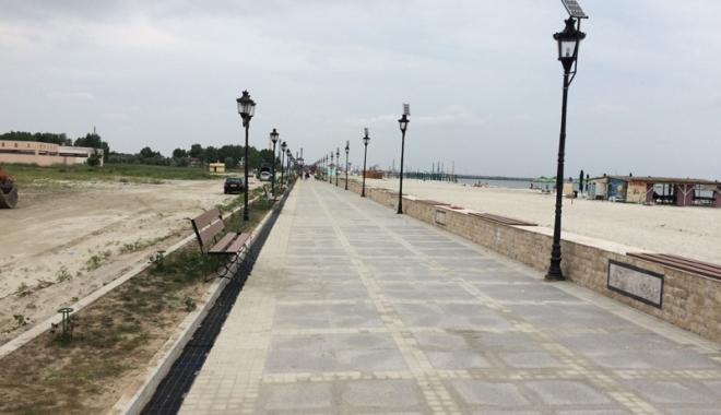 Năvodariul se întoarce cu faţa spre litoral. Promenadă de 4 km şi o nouă abordare urbanistică - navodarilitoral1-1467207204.jpg