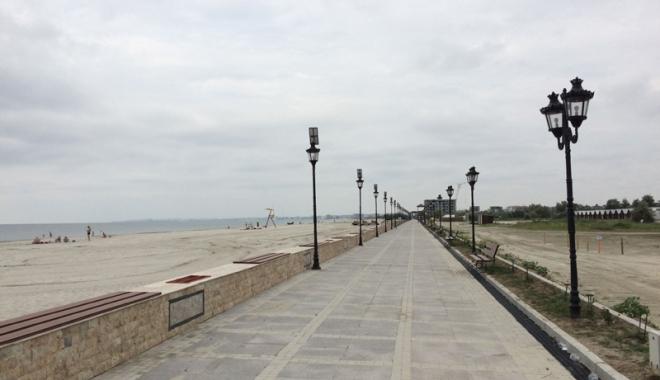 Năvodariul se întoarce cu faţa spre litoral. Promenadă de 4 km şi o nouă abordare urbanistică - navodarilitoral2-1467207220.jpg