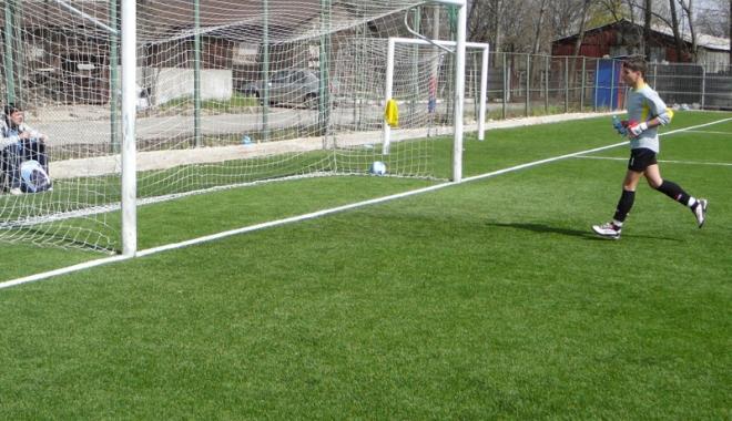 Foto: Investiţii în susţinerea  sportului, în Năvodari
