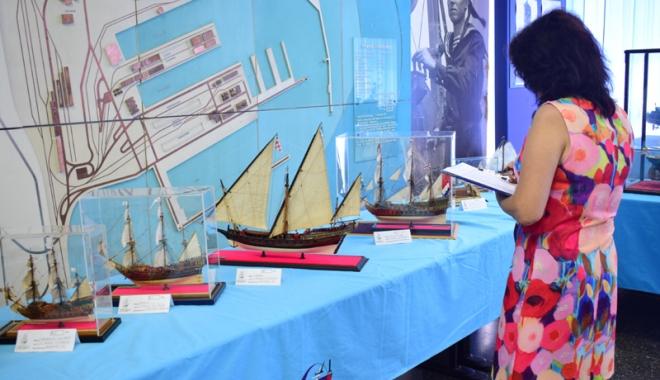 "Foto: ""Bătălia"" navomodelelor,  la Muzeul Marinei Române"
