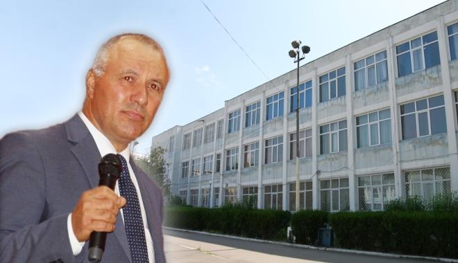 """Foto: Petrică Miu: """"Colegiul Tehnic de Marină din Constanţa nu va fi desfiinţat!"""""""