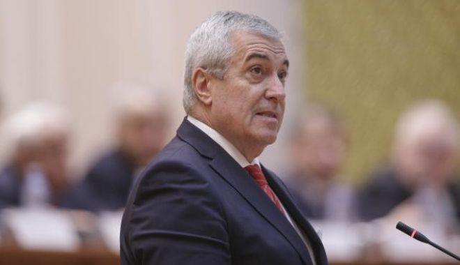 Foto: Ridicarea imunității lui Călin Popescu Tăriceanu, discutată azi, după ce a fost amânată șase luni