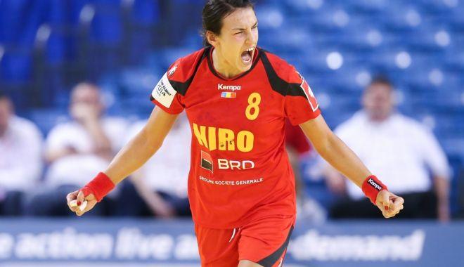 Foto: Cristina Neagu, din nou cea mai bună handbalistă a lumii