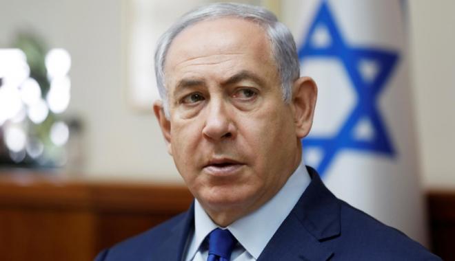 """Foto: Netanyahu afirmă că nu ia """"lecţii de moralitate"""" de la Erdogan"""