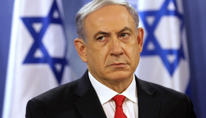 Foto: Netanyahu: Ambasada SUA se va muta  la Ierusalim într-un an