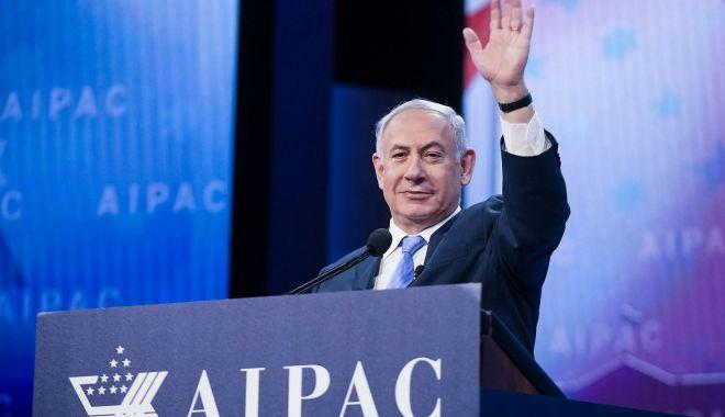 Foto: Netanyahu, mari şanse de a rămâne în funcţia de premier
