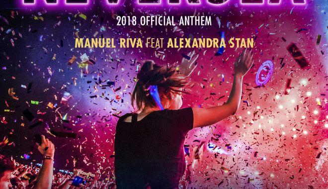 Foto: VIDEO / NEVERSEA 2018. Manuel Riva şi Alexandra Stan cântă imnul festivalului