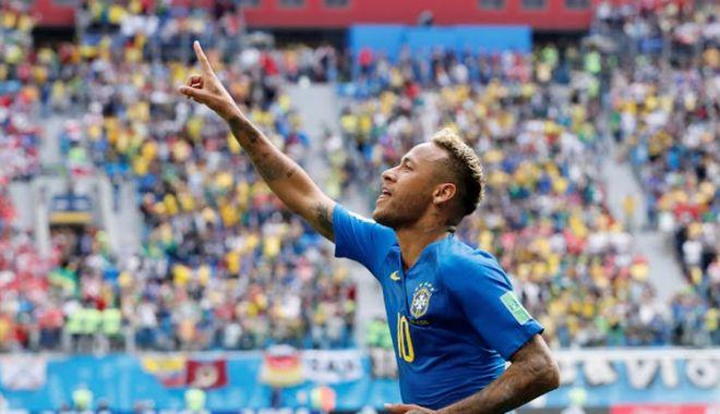 Foto: CM 2018 / Brazilia învinge Costa Rica, scor final 2-0
