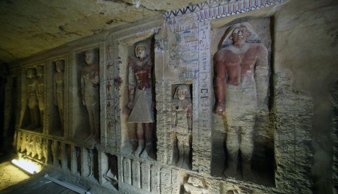 GALERIE FOTO / Primele imagini dintr-un mormânt vechi de 4.400 de ani descoperit recent în Egipt - ngq1nzc1mgnjzji1nti5nda0zwq2nzc1-1545056106.jpg