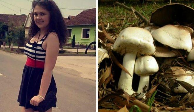 Foto: O adolescentă de 18 ani are nevoie de sânge, după ce a mâncat ciuperci otrăvitoare. Tatăl fetei a murit