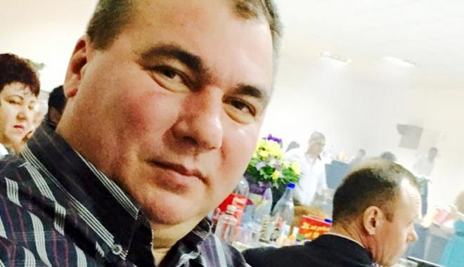 Foto: Nicolae Ciocănete, candidatul PNL pentru comuna Nicolae Bălcescu