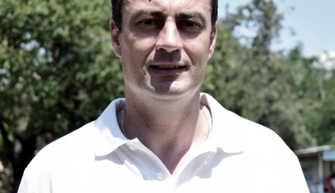 Foto: Nicolae Dobre candidează pentru o funcţie de conducere