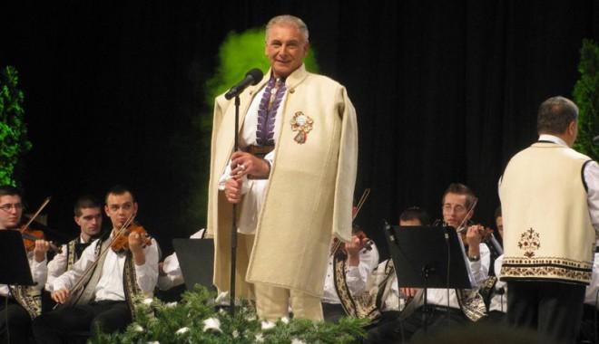Foto: Nicolae Furdui Iancu, în concert, deseară, la Casa de Cultură