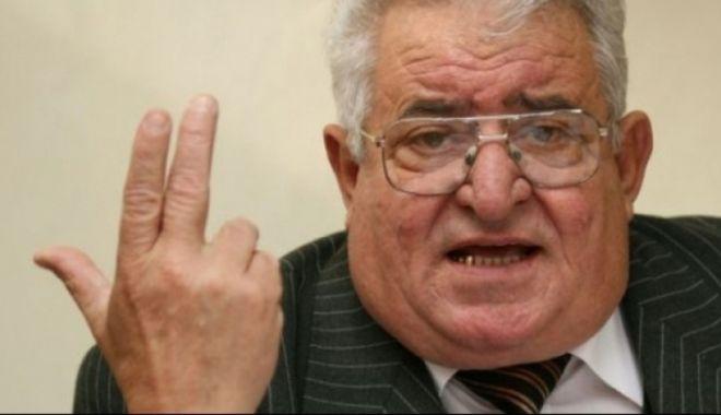 """Foto: A murit Nicolae Mischie, primul """"baron"""" PSD din politica românească"""