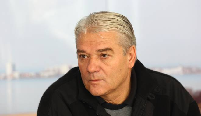 Foto: Senatorul Nicolae Moga, noul şef interimar al PSD Constanţa