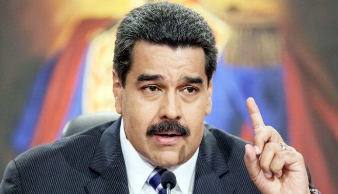 Foto: Venezuela: Nicolas Maduro anunță manevre militare la sfârșitul  lui februarie