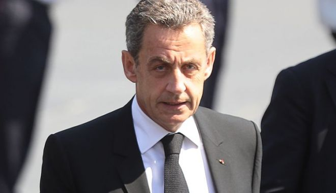 Foto: Fostul președinte Sarkozy va fi judecat pentru corupție