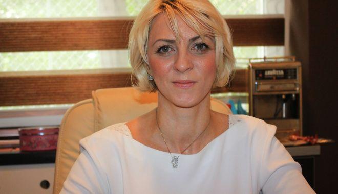 "Foto: Prof. Nicoleta Bercaru, noul director interimar al Centrului Cultural Județean ""Teodor Burada"""