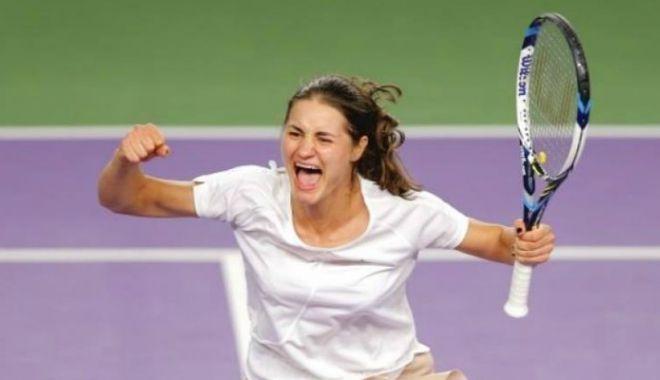 Foto: Tenis / Monica Niculescu s-a calificat în sferturile turneului de dublu la Indian Wells