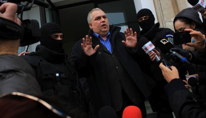 Foto: Nicuşor Constantinescu, cinci ani după gratii. Decizia este definitivă