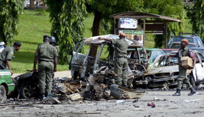 Foto: Nigeria:  27 de oameni,  ucişi de explozii care au avut loc  la o moschee
