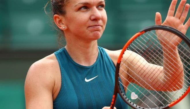 Tenis / Simona Halep S-A CALIFICAT ÎN FINALA turneului de la Roland Garros