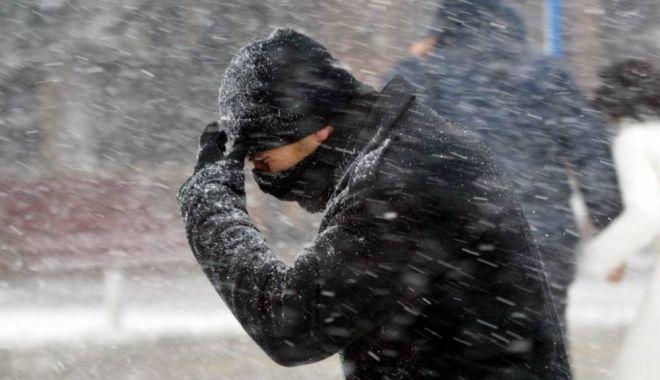 O nouă avertizare de la meteorologi. Lapoviţă şi ninsoare, mâine, la Constanţa - ninsoare-1616490283.jpg