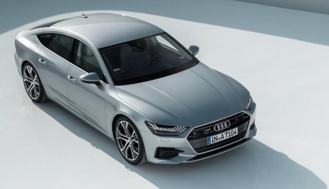 Foto: GALERIE FOTO / Audi a prezentat noul A7 Sportback